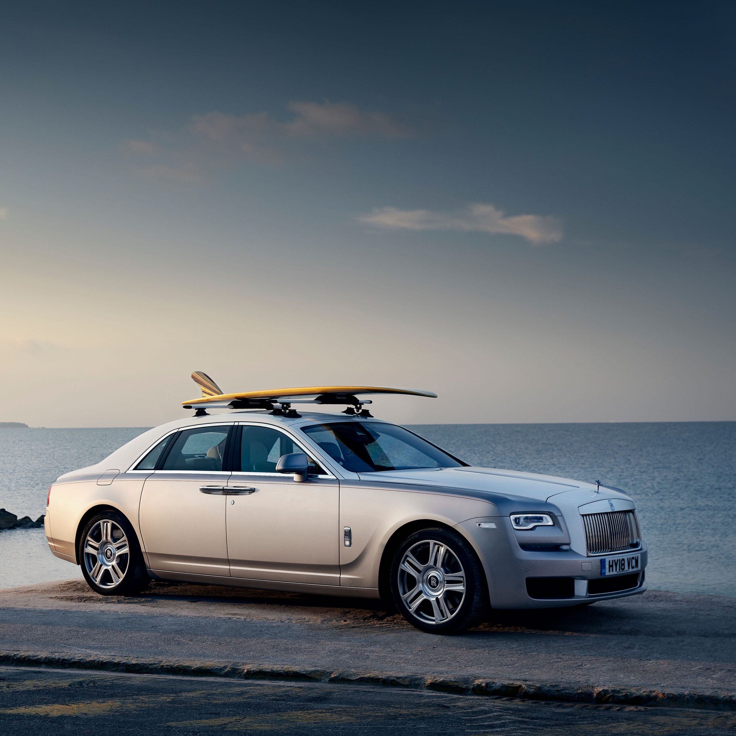 Roll Royce, 360 Magazine, Ghost, luxury, bespoke