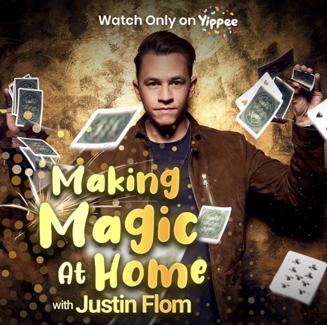 Justin Flom, 360 MAGAZINE