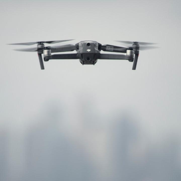 Mavic 2 Pro, drones, 360 MAGAZINE, Jeff Langlois