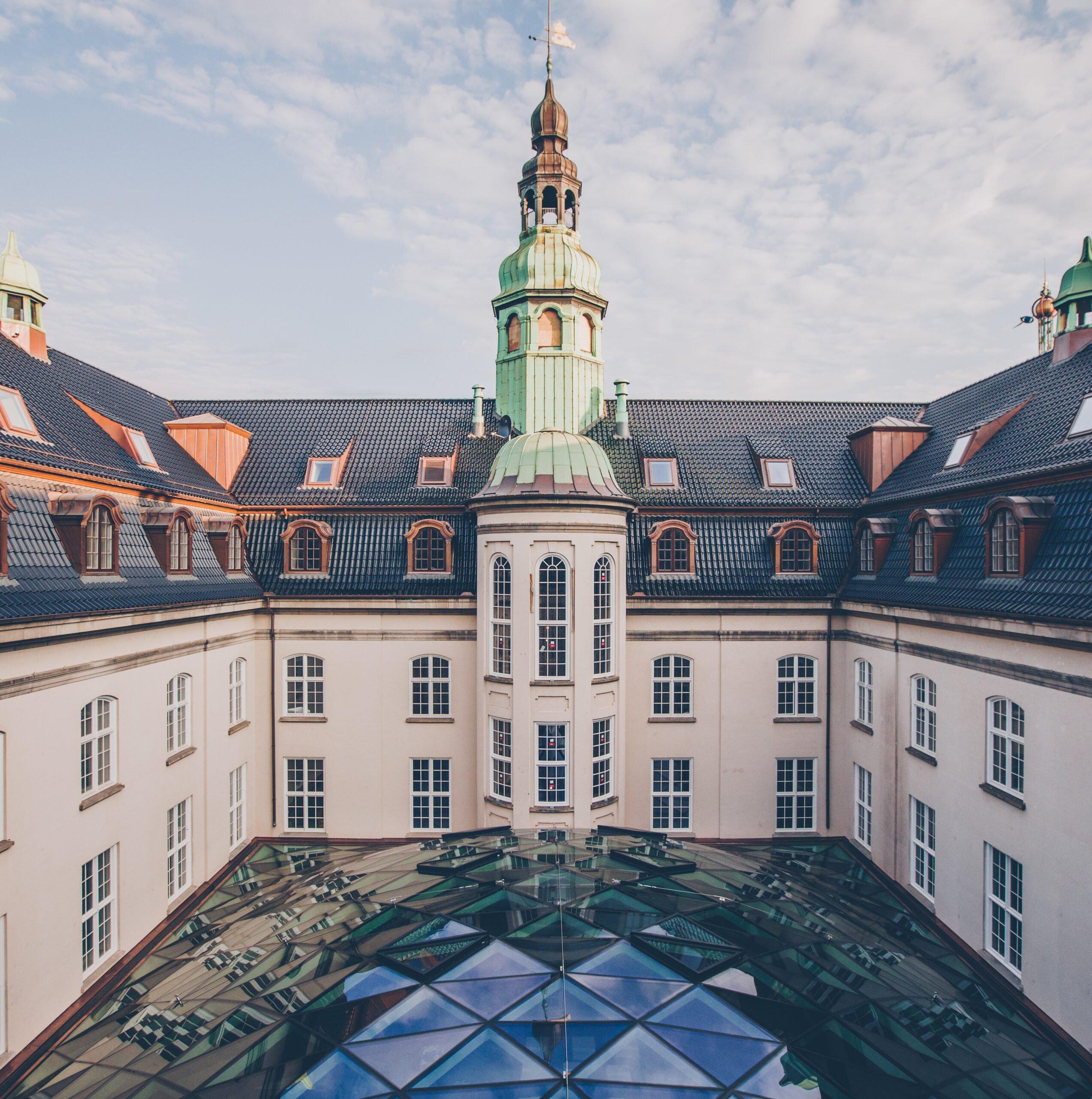 Villa Copenhagen Building