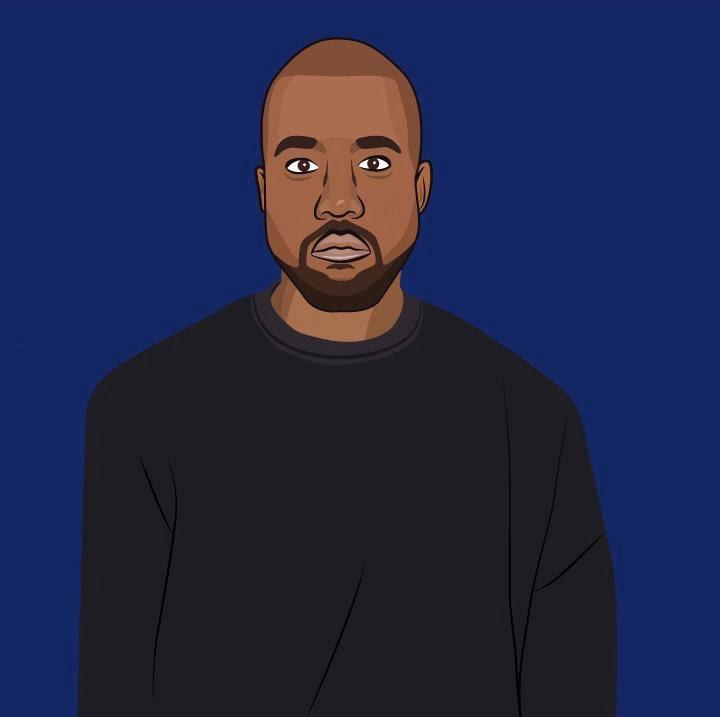 Kanye illustration