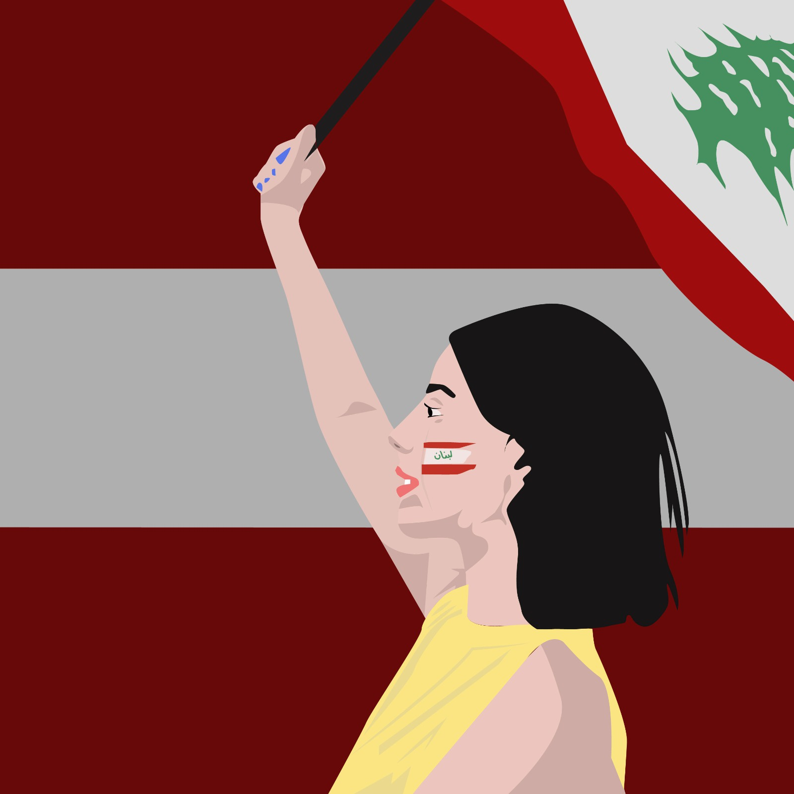 Syria illustration