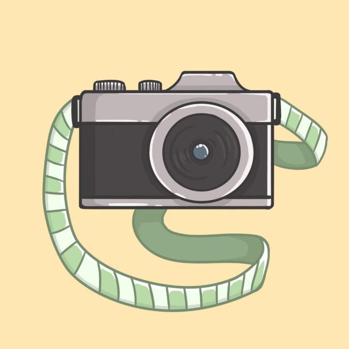 Camera illustration by Allison Christensen