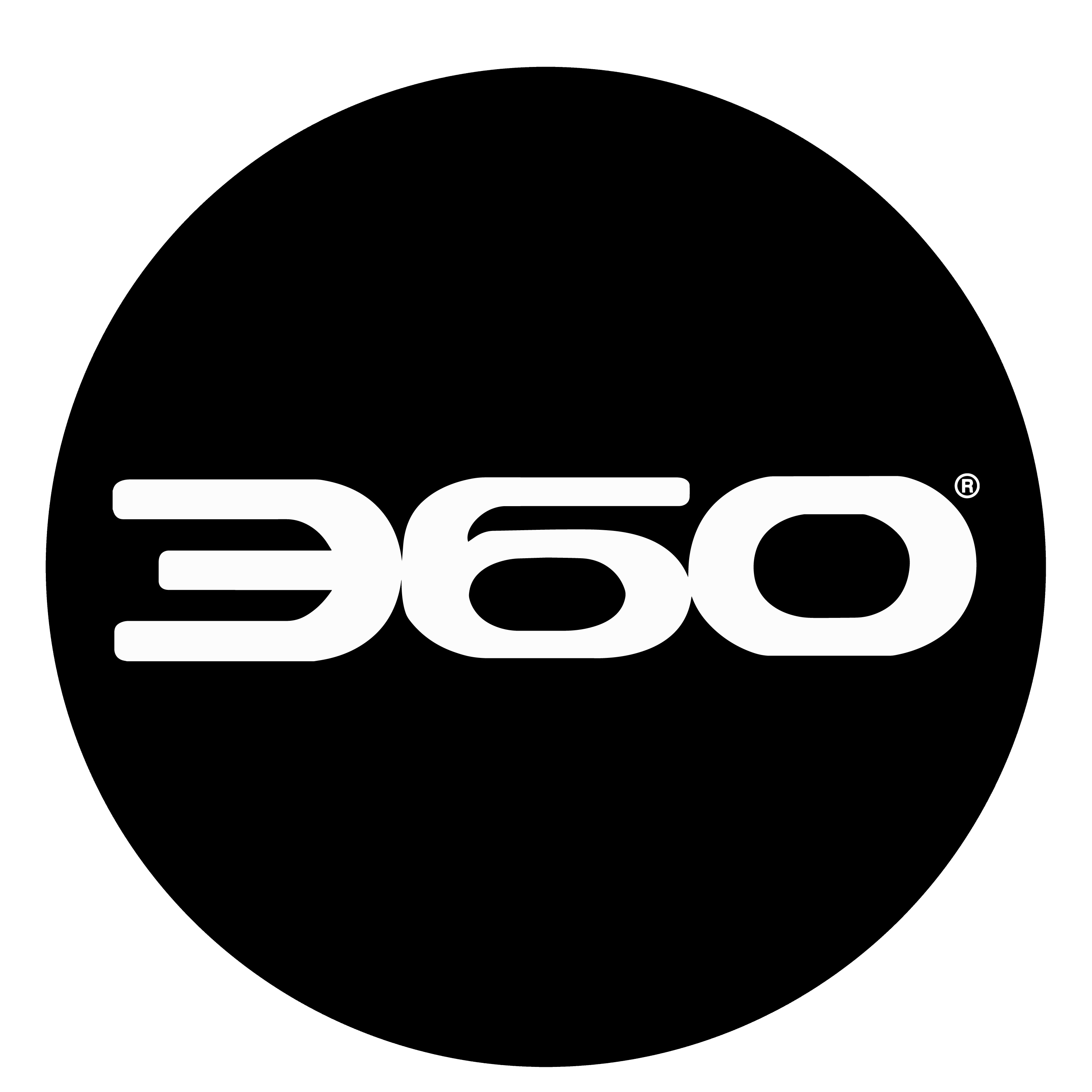 The 360 Magazine, logo