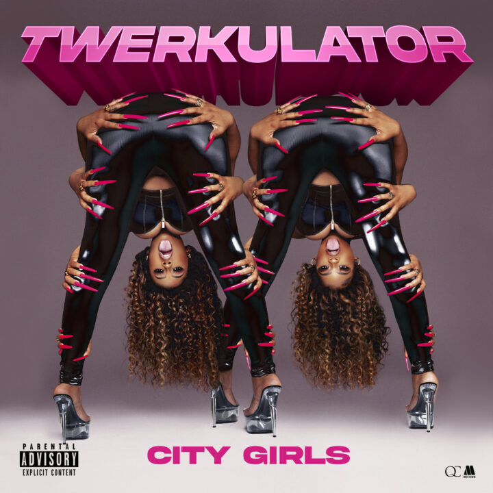 City Girls - TWERKULATOR image by Kevin Young via Jennie Boddy at UMusic for use by 360 Magazine