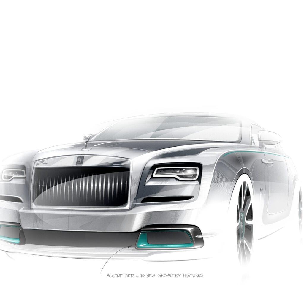 Rolls Royce, 360 Magazine