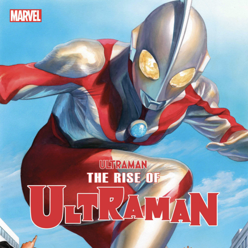 360 Magazine, The Rise of Ultraman