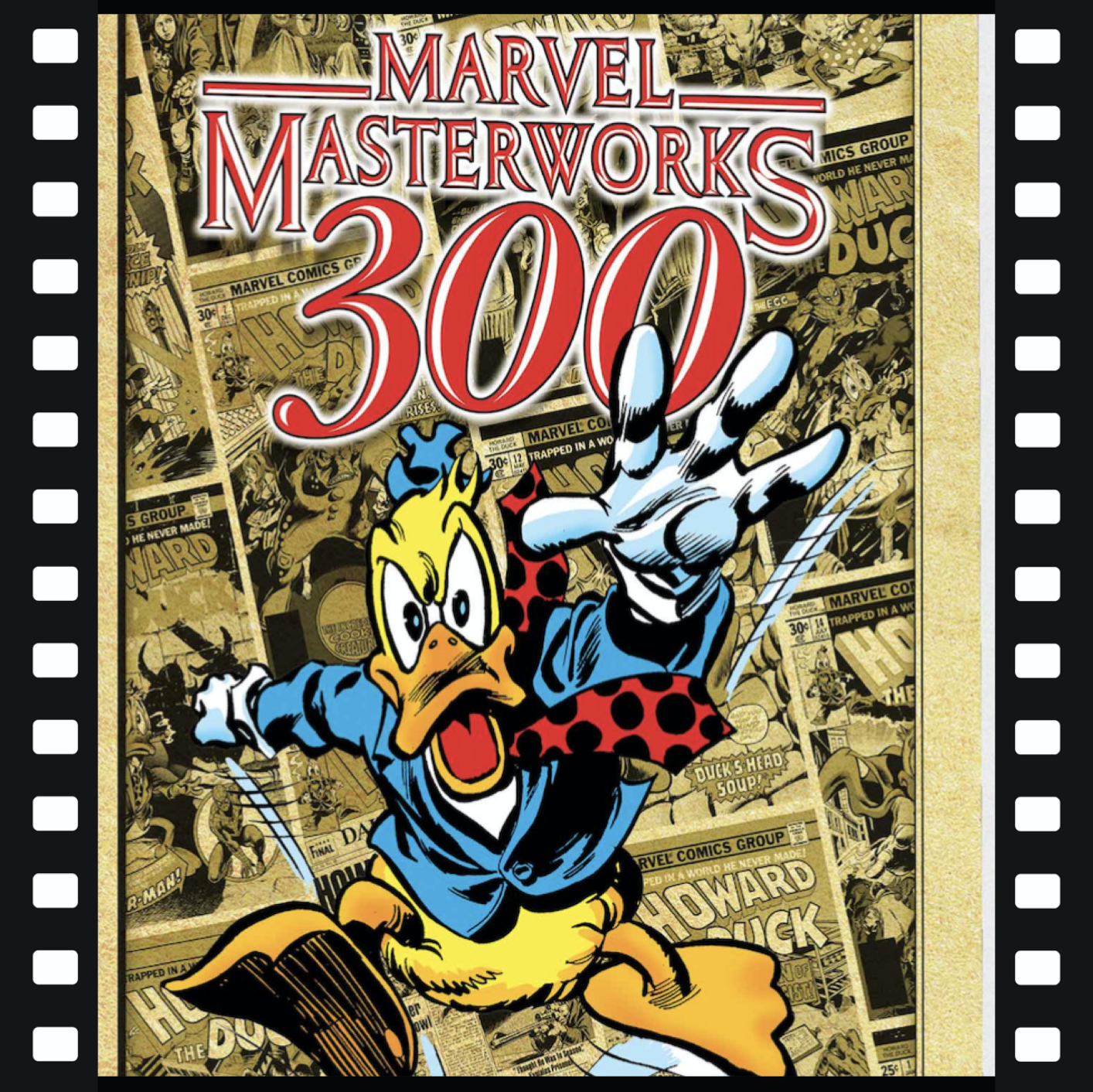 Marvel 300th edition