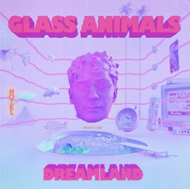 """GLASS ANIMALS RELEASES NEW TRACK """"IT'S ALL SO INCREDIBLY LOUD"""""""