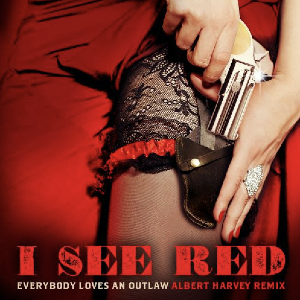"Today, Everybody Loves an Outlaw have released two remixes of their viral hit ""I See Red."""
