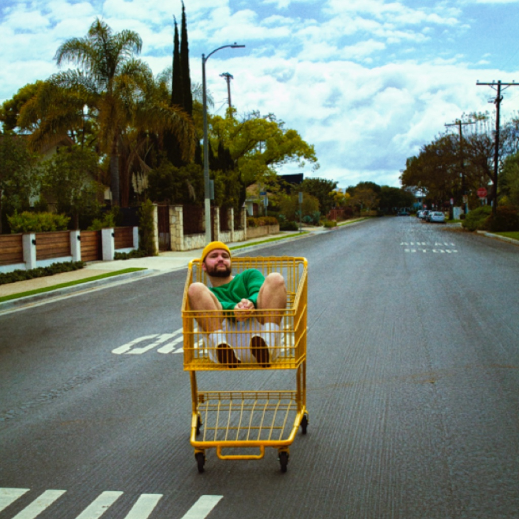 Quinn XCII in shopping cart