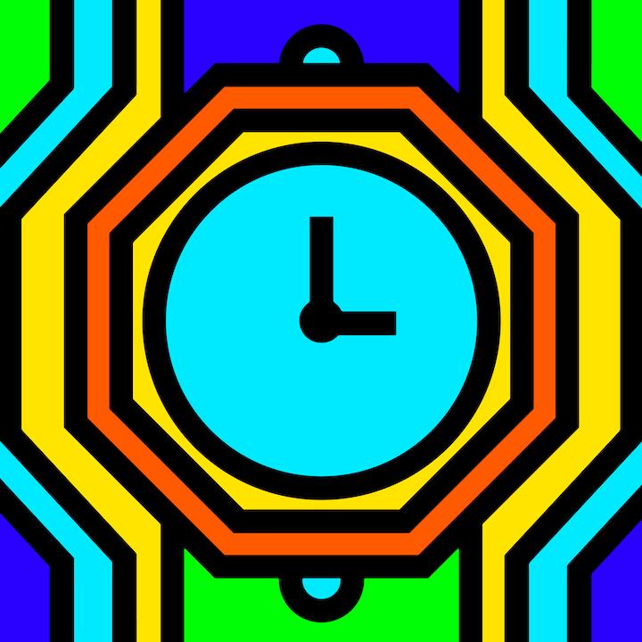 Watch illustration done by Mina Tocalini of 360 MAGAZINE.