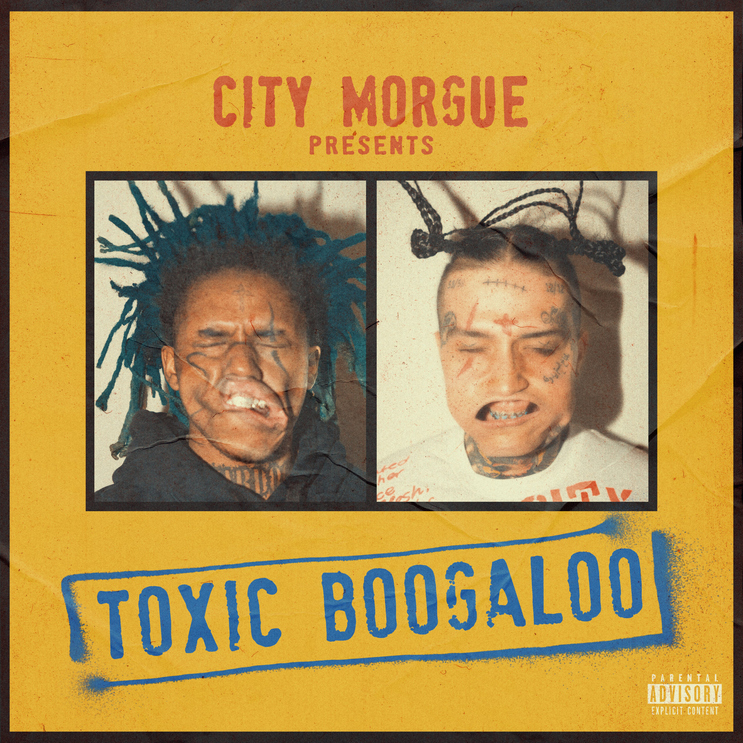City Morgue Toxic Boogaloo