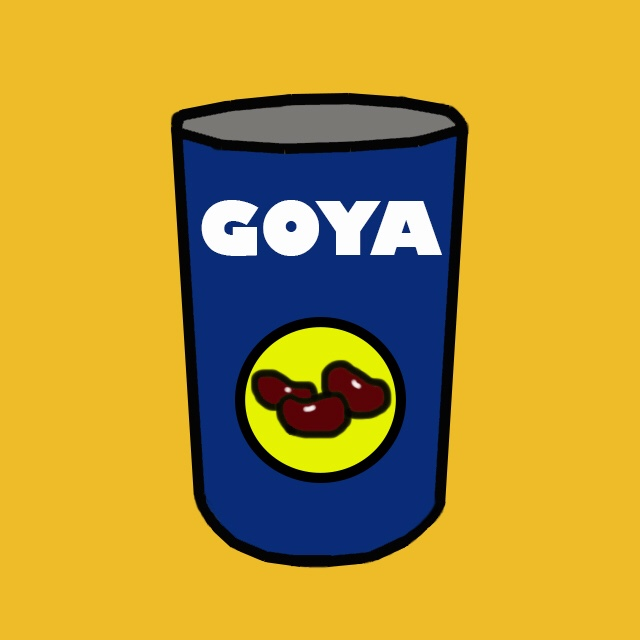 Positive Goya Illustration