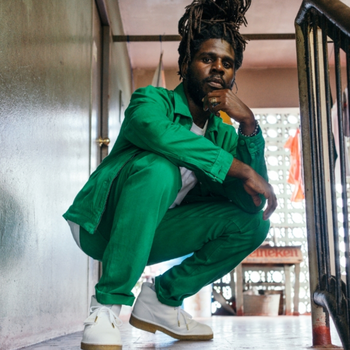 Chronixx shot by El Puru for 360 MAGAZINE.