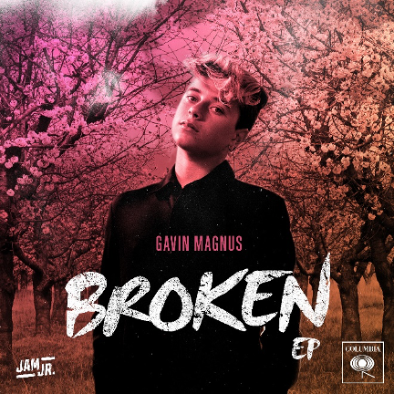 "Album Artwork for ""Broken"" by Gavin Magnus"