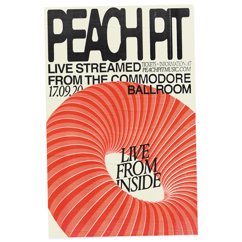 peach pit live from inside concert