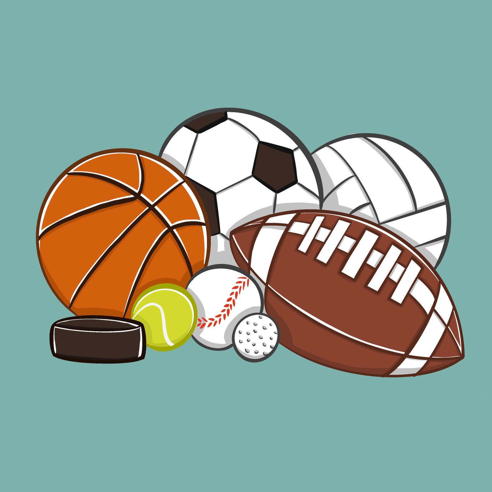 Allison Christensen illustrates a sports article for 360 MAGAZINE
