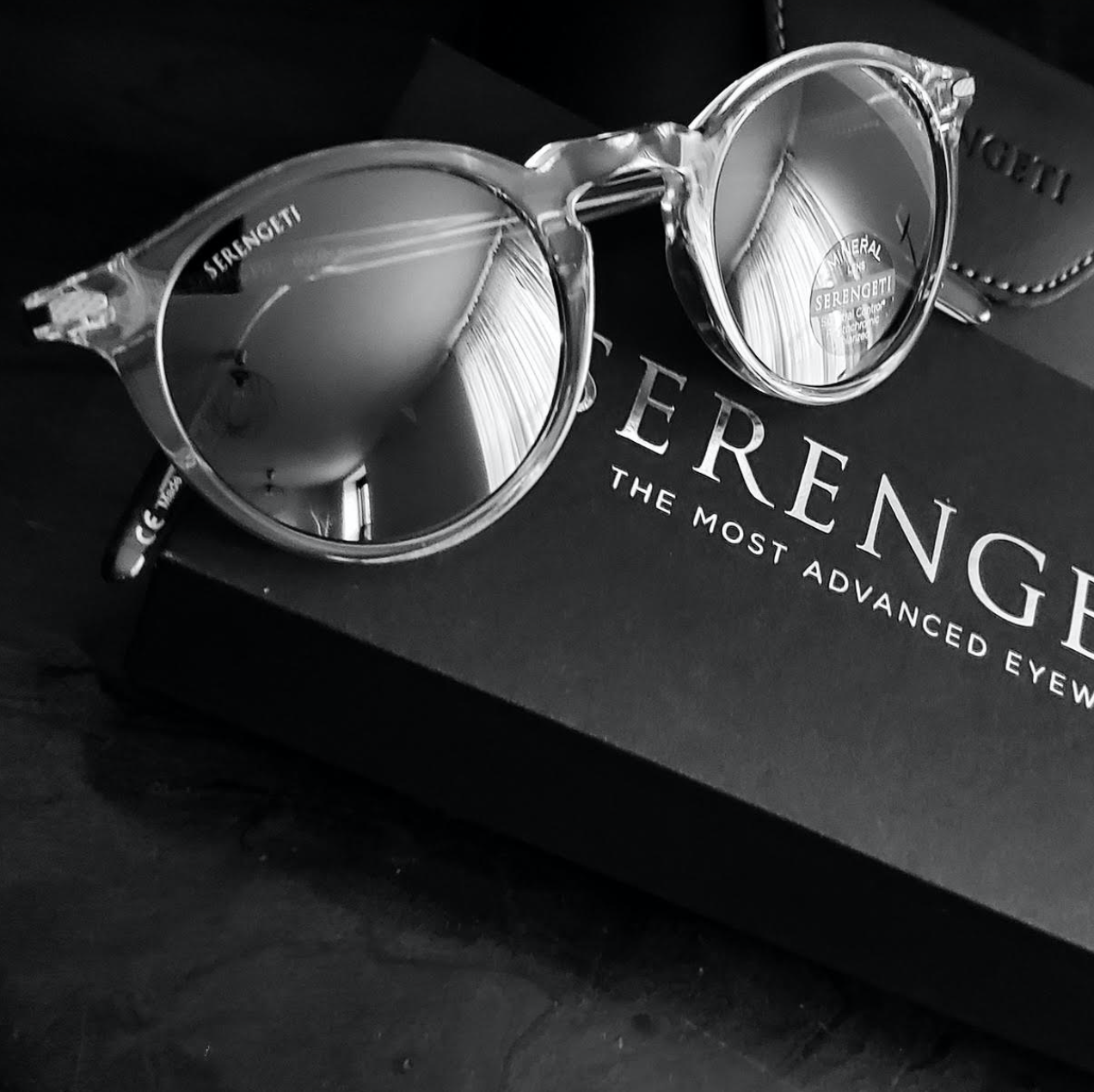 For over 45 years. Serengeti® has been committed to developing the world's most advanced sunglass lens technology.