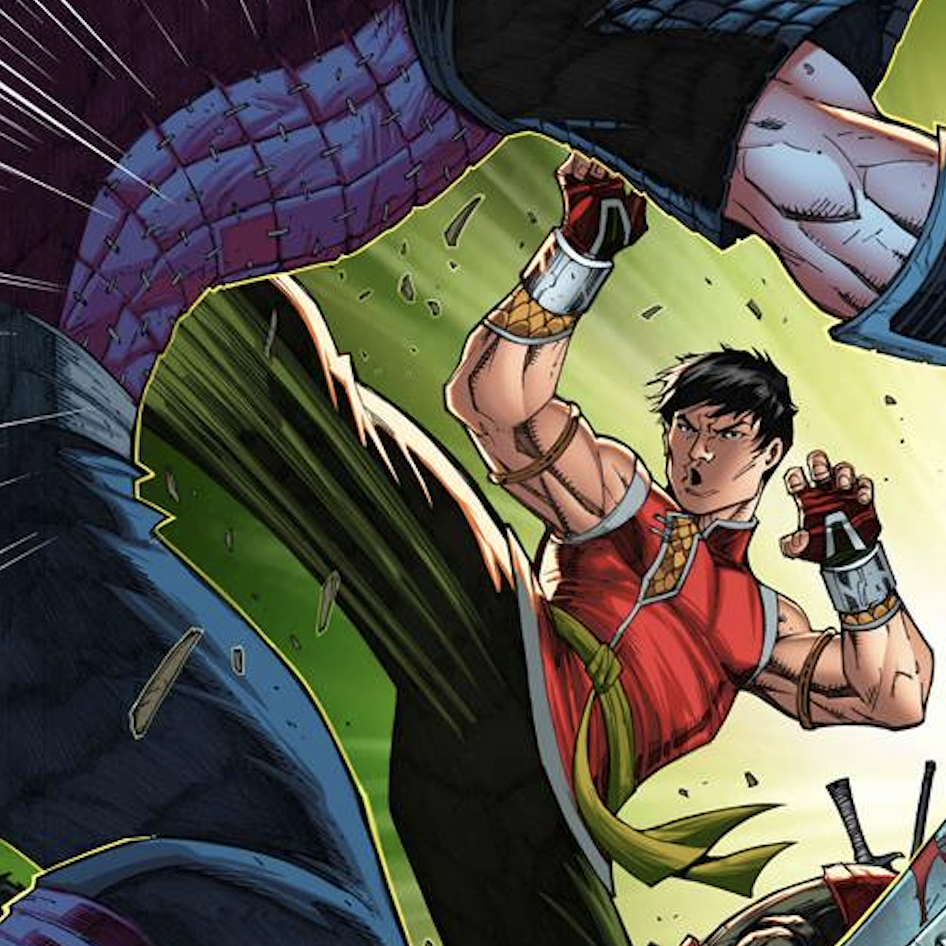 Shang-Chi embarks on the adventure of a lifetime when his new series launches this September.