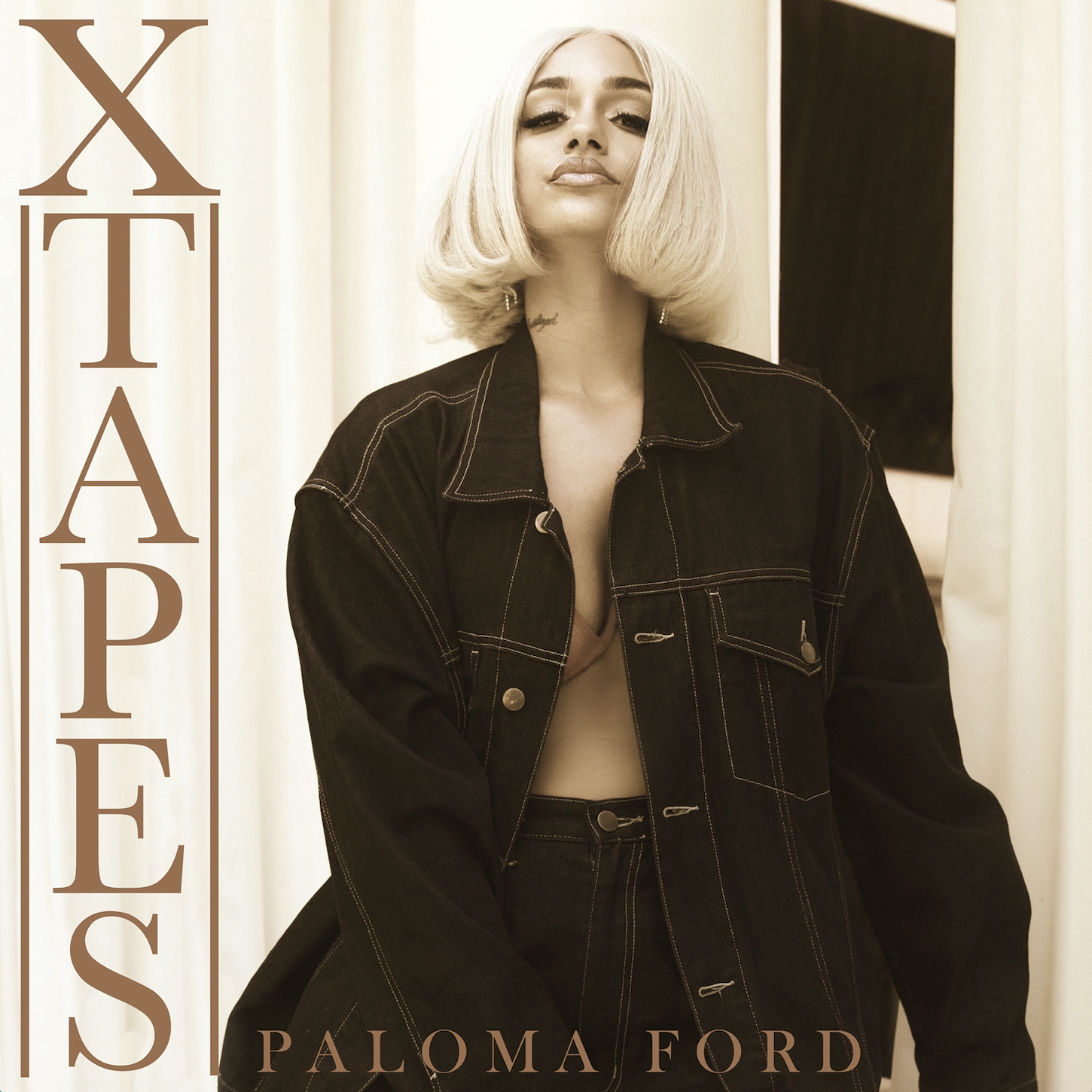 R&B SENSATION, SINGER/ SONGWRITER PALOMA FORD PREMIERES X TAPES