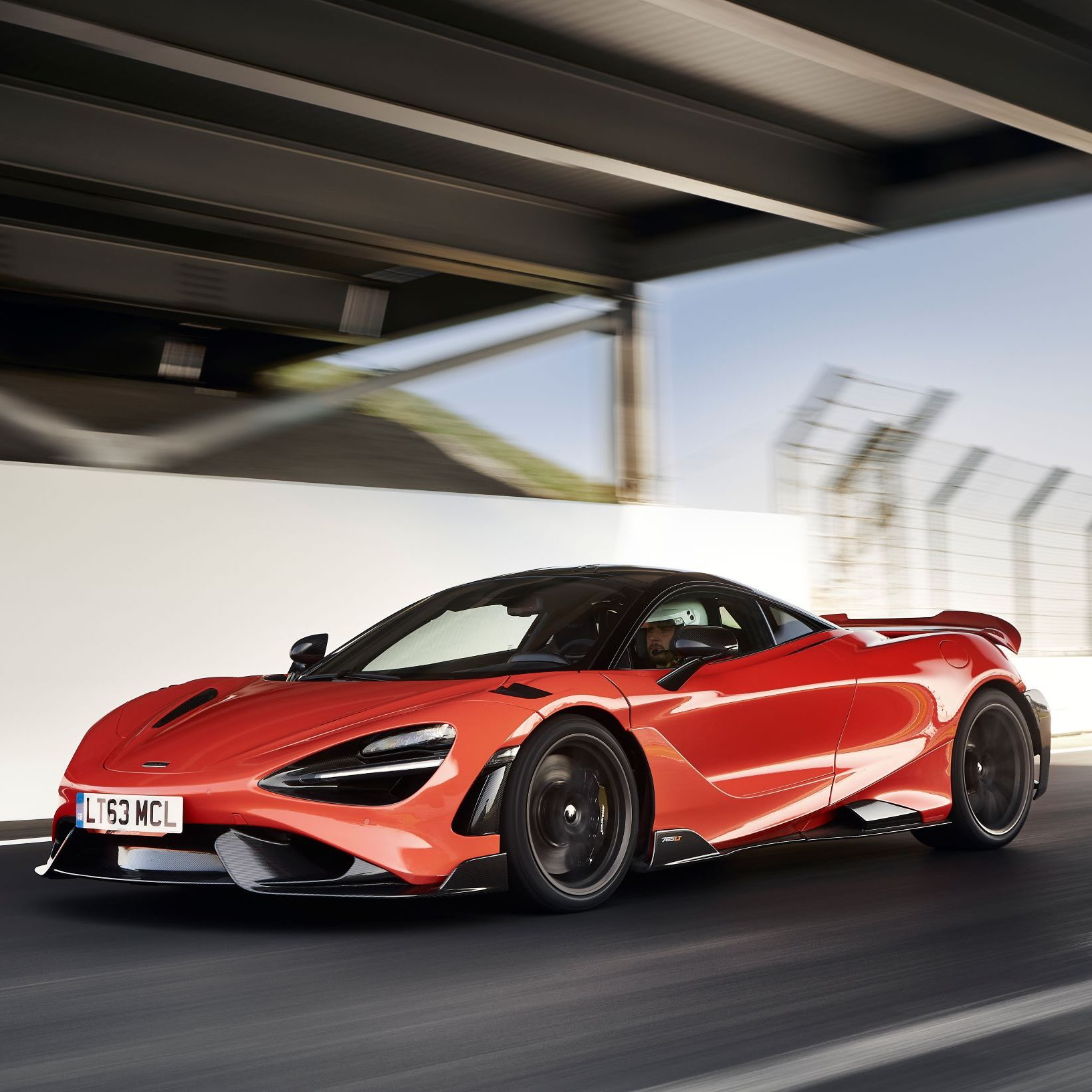McLaren and Pirelli Automobile Photo from Pirelli
