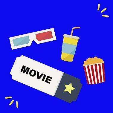Rita Azar Illustrates a Movie Article for 360 MAGAZINE