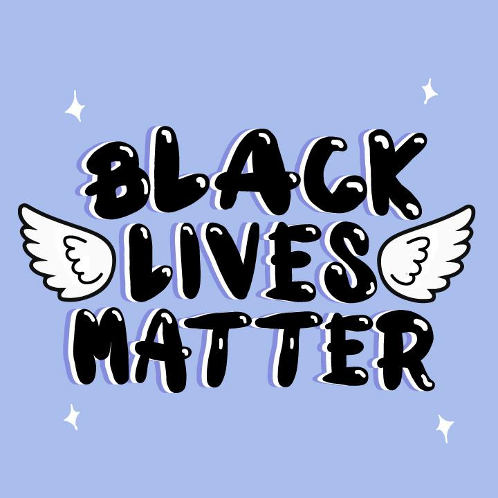 Black Lives Matter for 360 Magazine by Symara Briel Wilson