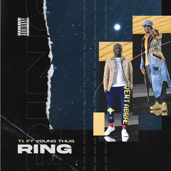 TI and Young Thug Cover Art for Ring from Grand Hustle