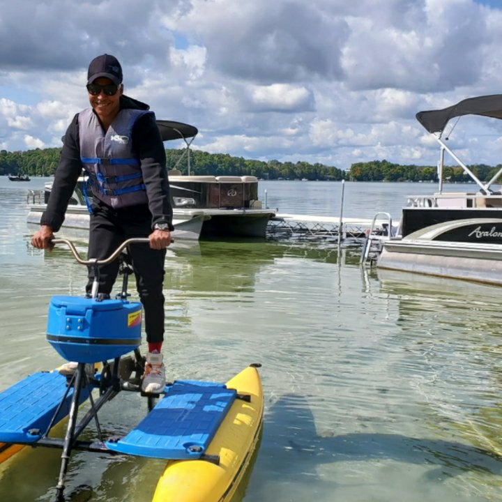 Vaughn Lowery in Elkhart Lake, Wisconsin for 360 MAGAZINE