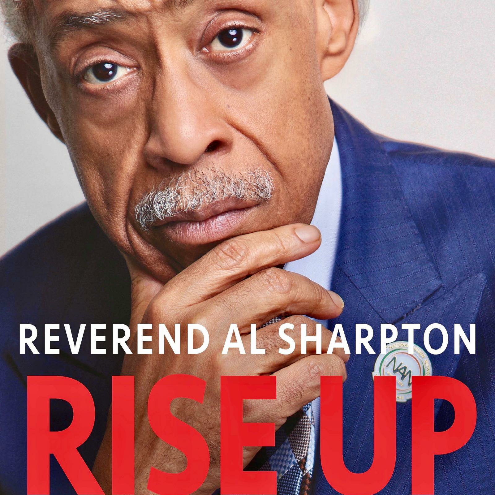 Al Sharpton inside 360 magazine