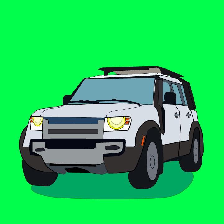 Kaelen Felix Land Rover