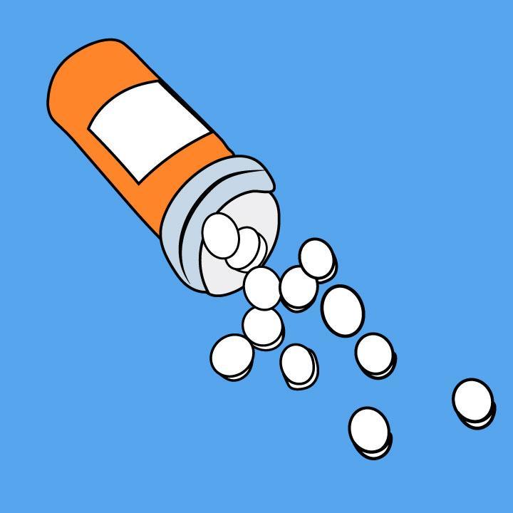Kaelen Felix illustrates OxyCotin for 360 Magazine