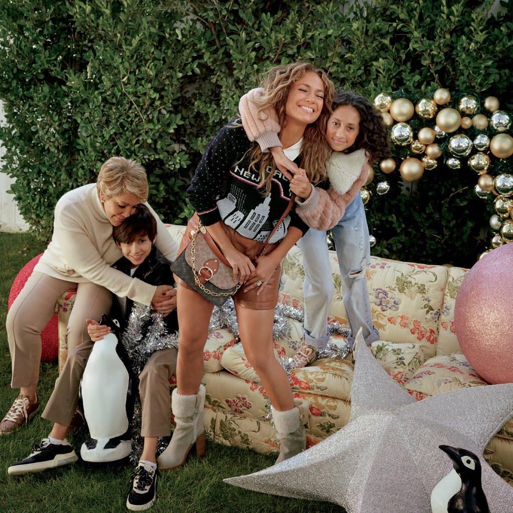 360  Magazine, Vaughn Lowery,  Coach, holidays, Jennifer Lopez, JLO, Cassandra yany