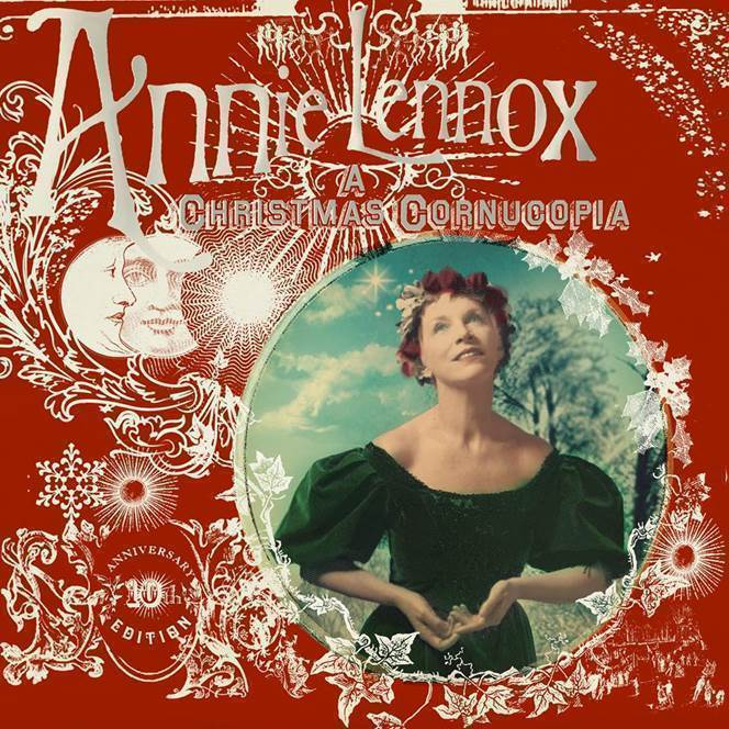 Annie Lennox Christmas Album Artwork