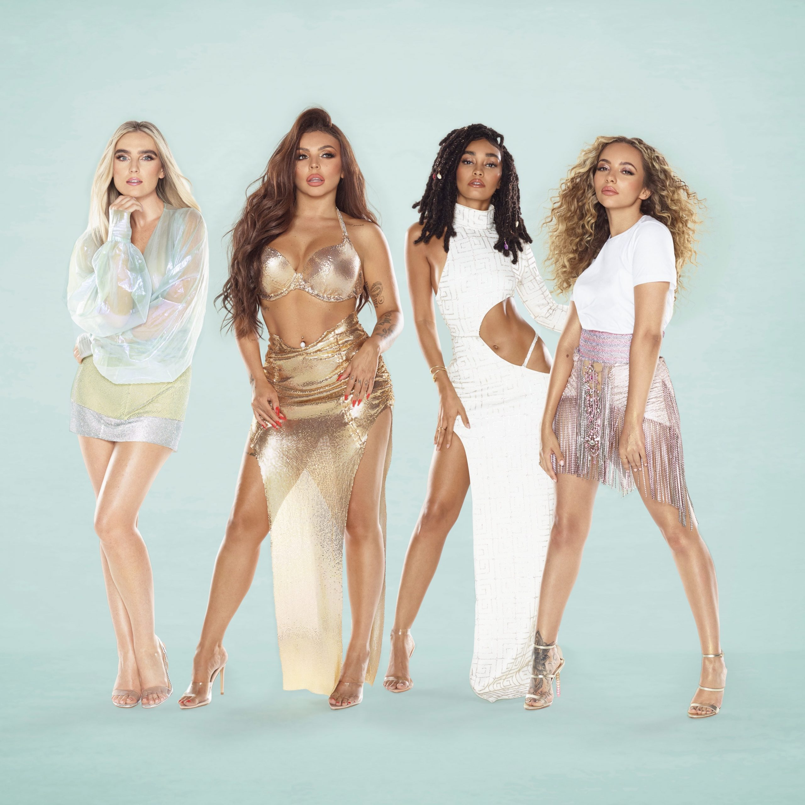 """Little Mix releases new single - """"Sweet Melody"""" - 360 MAGAZINE ..."""