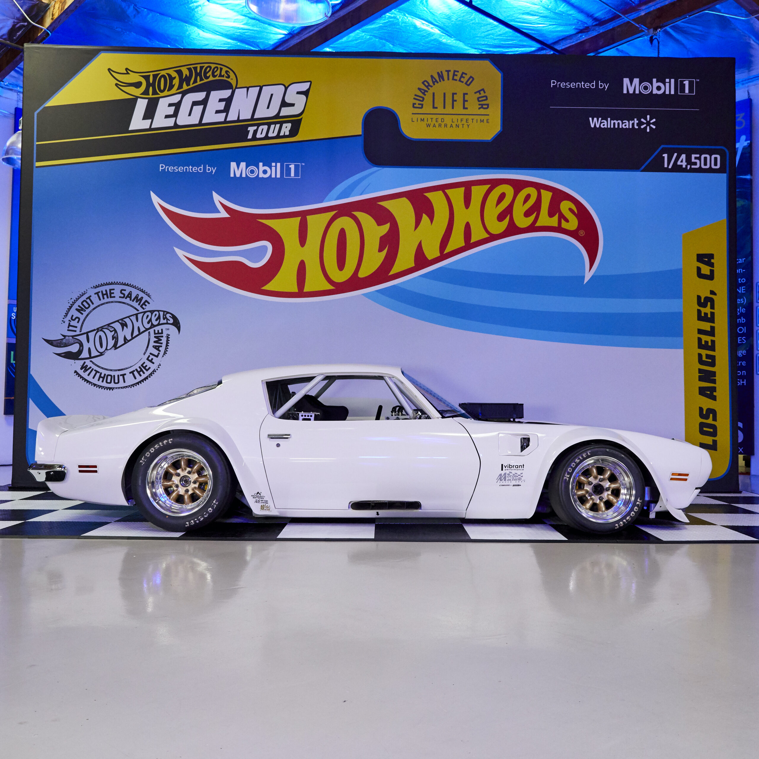 Hot Wheels Legends Tour announces winner