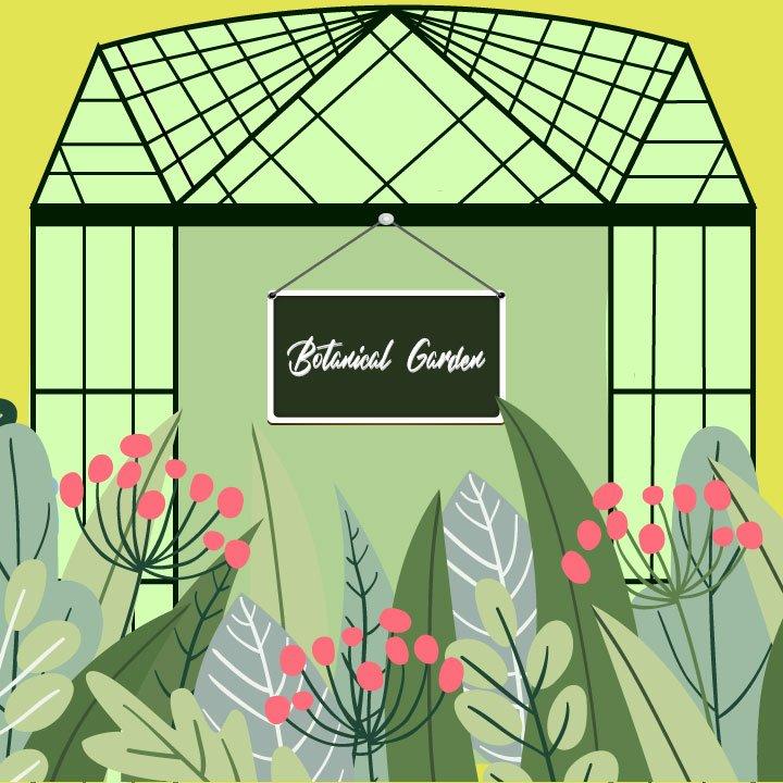 Botanical Garden via Maria soloman for use by 360 Magazine