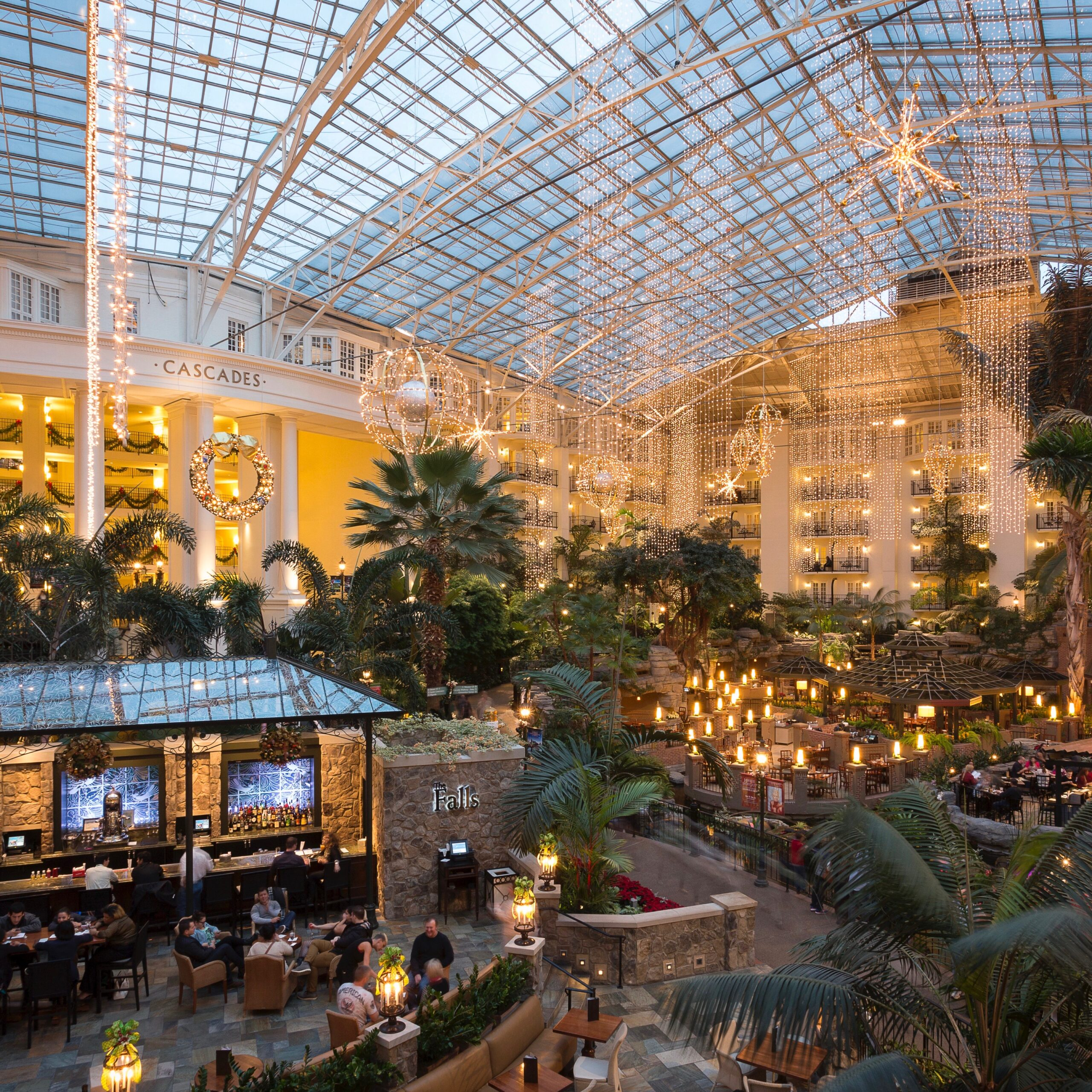 Gaylord Opryland Country Christmas Nashville