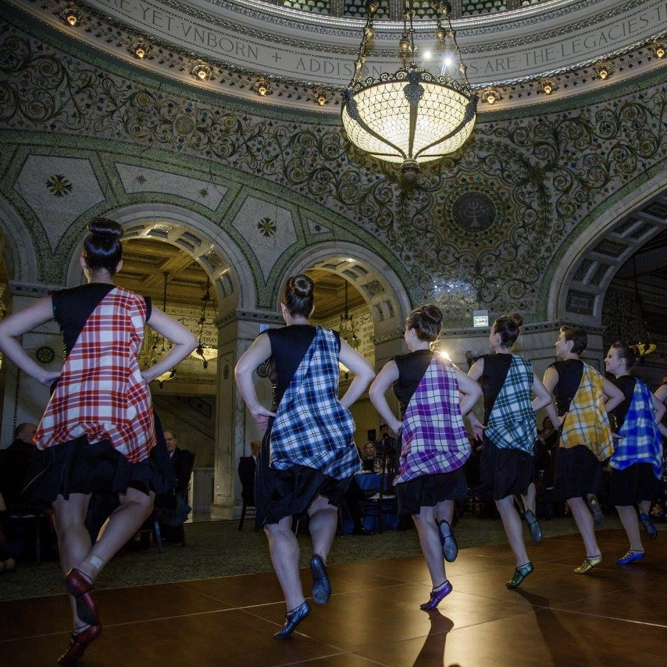 Highland Dancers, Chicago Scots