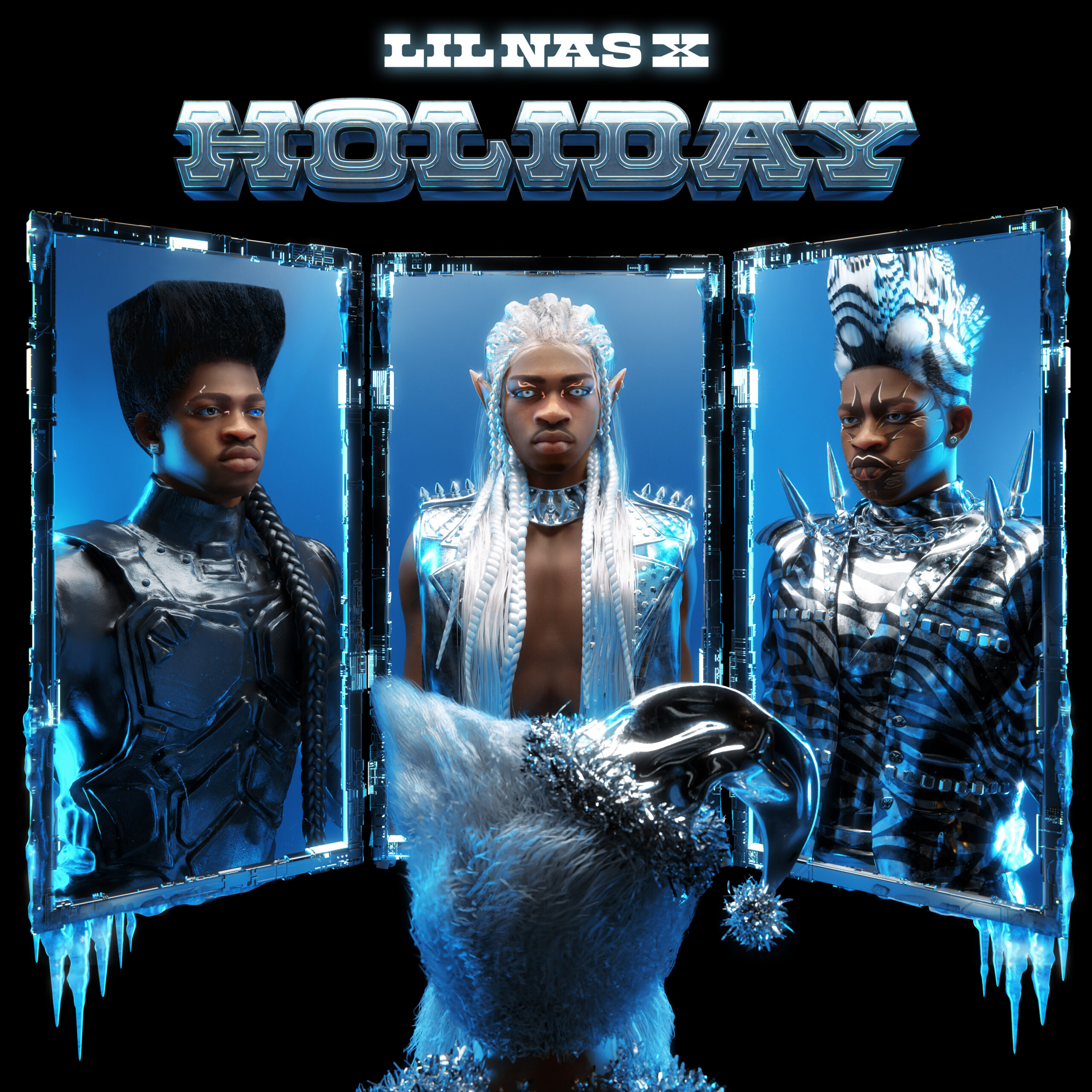"Lil Nas X - ""Holiday"""