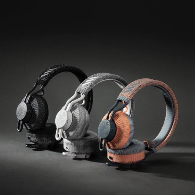 Adidas x Kwasi Kessie Headphones