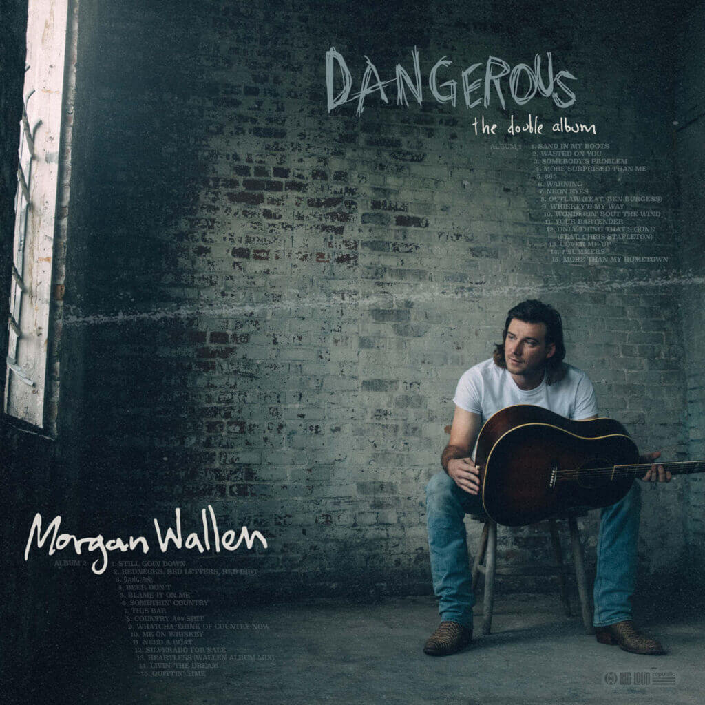 Morgan Wallen Album Art