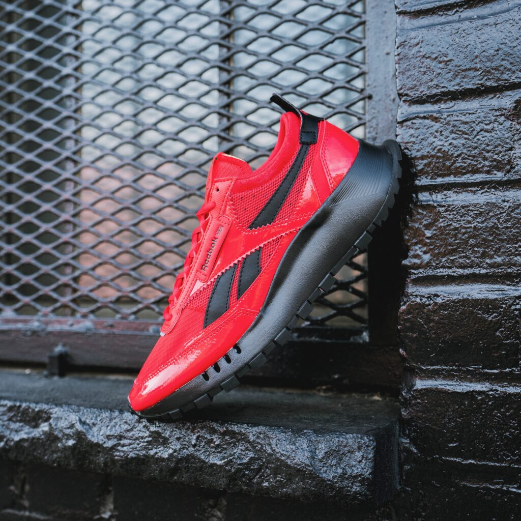"Classic Leather Legacy ""Street Sleigh"" for Reebok"