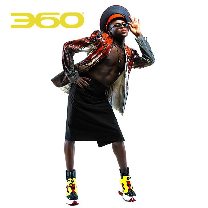 Frank Pena for 360 Magazine