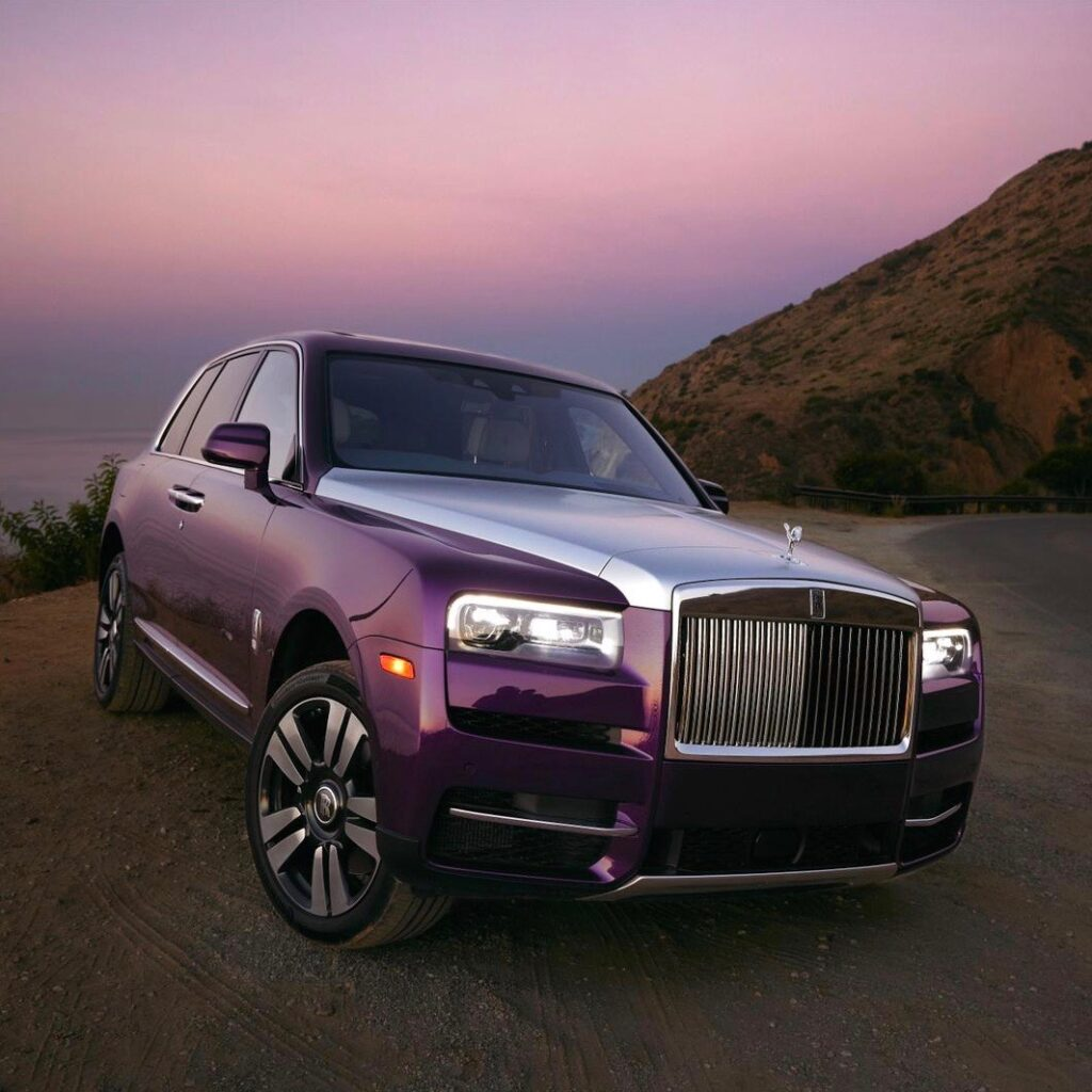 Rolls-Royce Photograph for 360 Magazine via Jeff Langlois