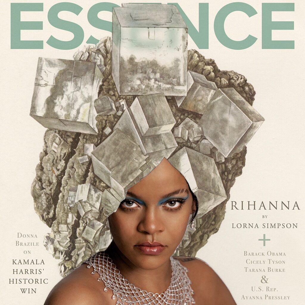 Rhianna for Essence 1