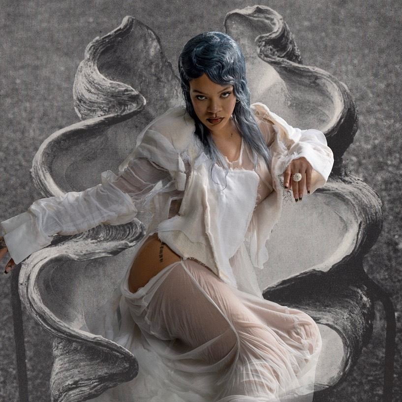 Rhianna for Essence 5