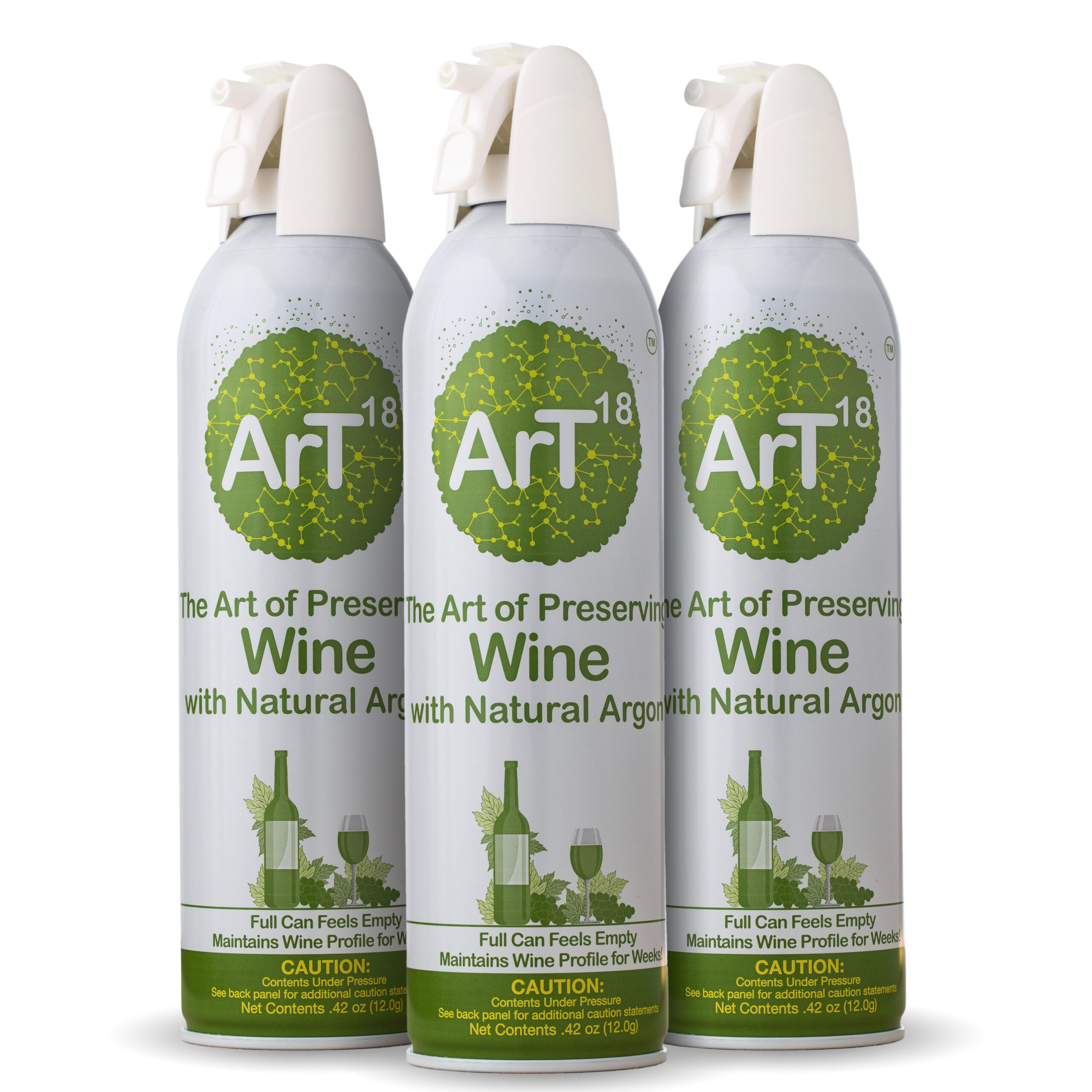 ArT Wine Preserver for 360 Magazine