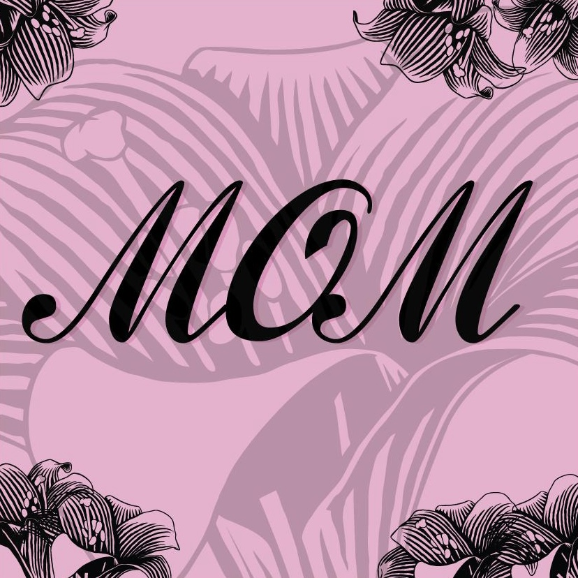 Mom illustration by Gabrielle Archuleta for 360 Magazine